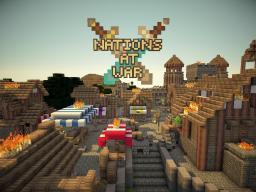 Nations at War Minecraft