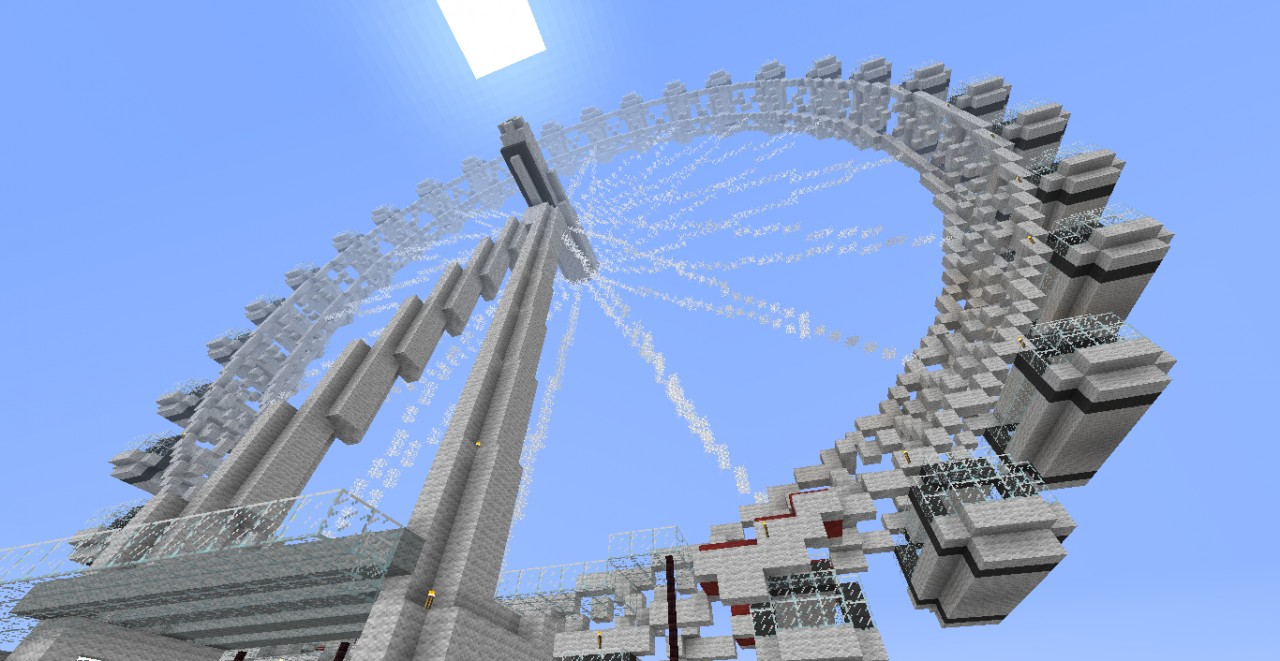 planet minecraft map with The London Eye on Munich Airport 11 furthermore My Sky House furthermore Taj Mahal 776997 likewise Huge Theatre For Plays further By Blind Metro 2035 Our Future.