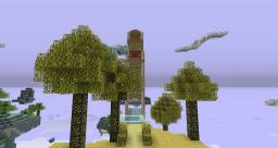 Aether Structure Minecraft Map & Project