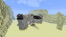 Prometheus ship (from movie that came out) Minecraft Map & Project