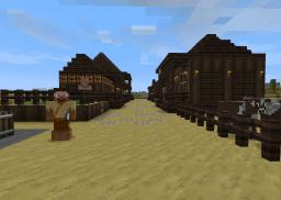 Western Gold Rush Minecraft Map & Project