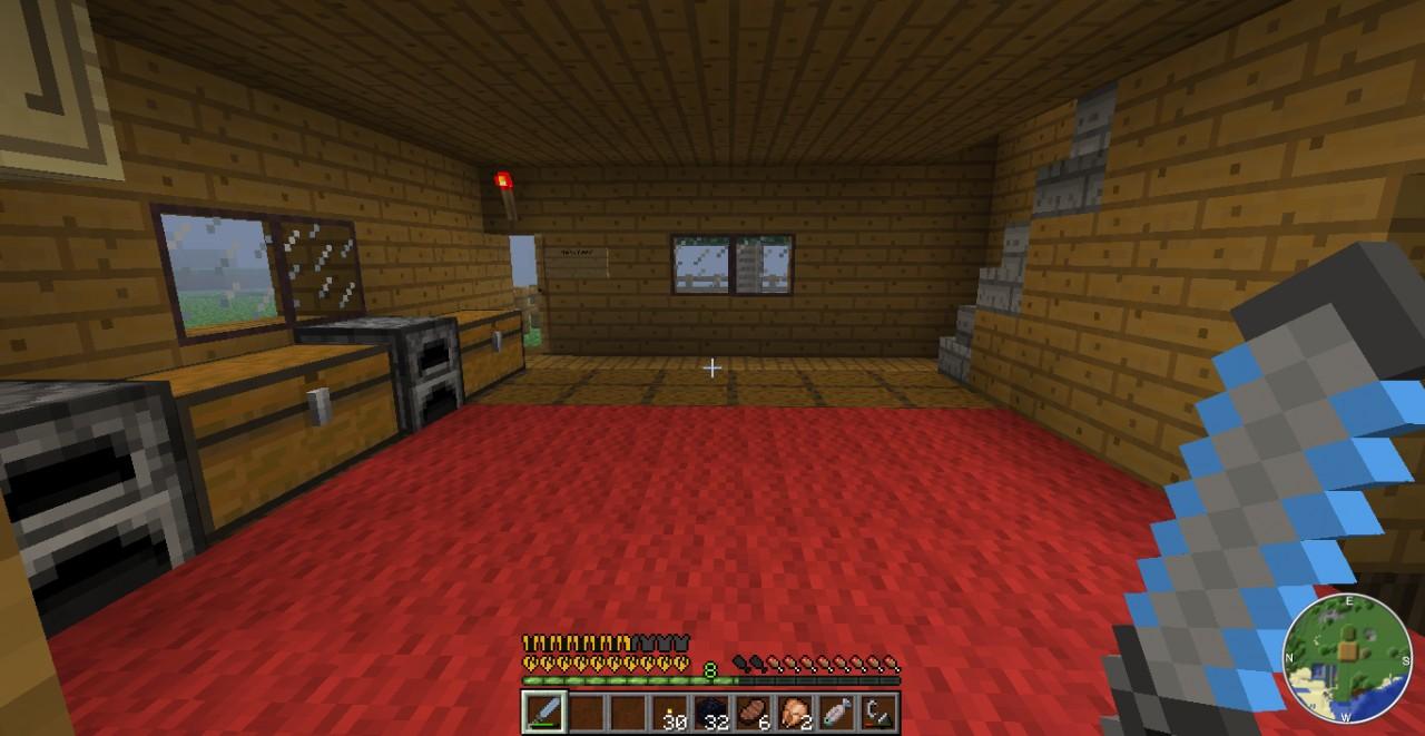 My Minecraft House Minecraft Project