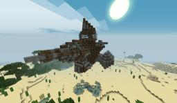 Airship by tvoyc2 Minecraft Map & Project