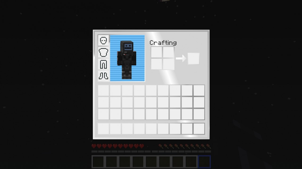 New CHROME gui!