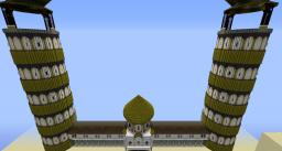 Prince of Persia 2008: Royal Palace Minecraft Project