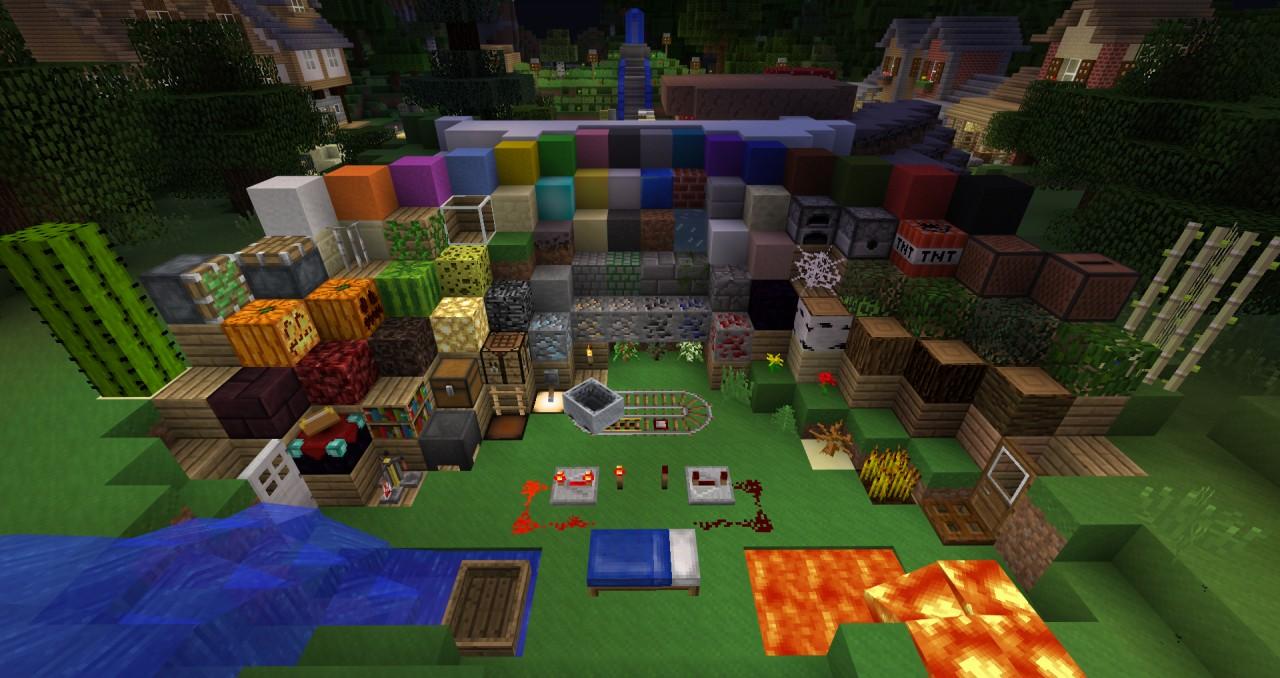 Скачать готовые сервера Minecraft с плагинами