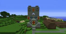 The True Castle Minecraft Map & Project