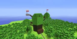 Adventure Time The Land Of Ooo (DOWNLOAD NOW AVALIABLE!) Minecraft Map & Project