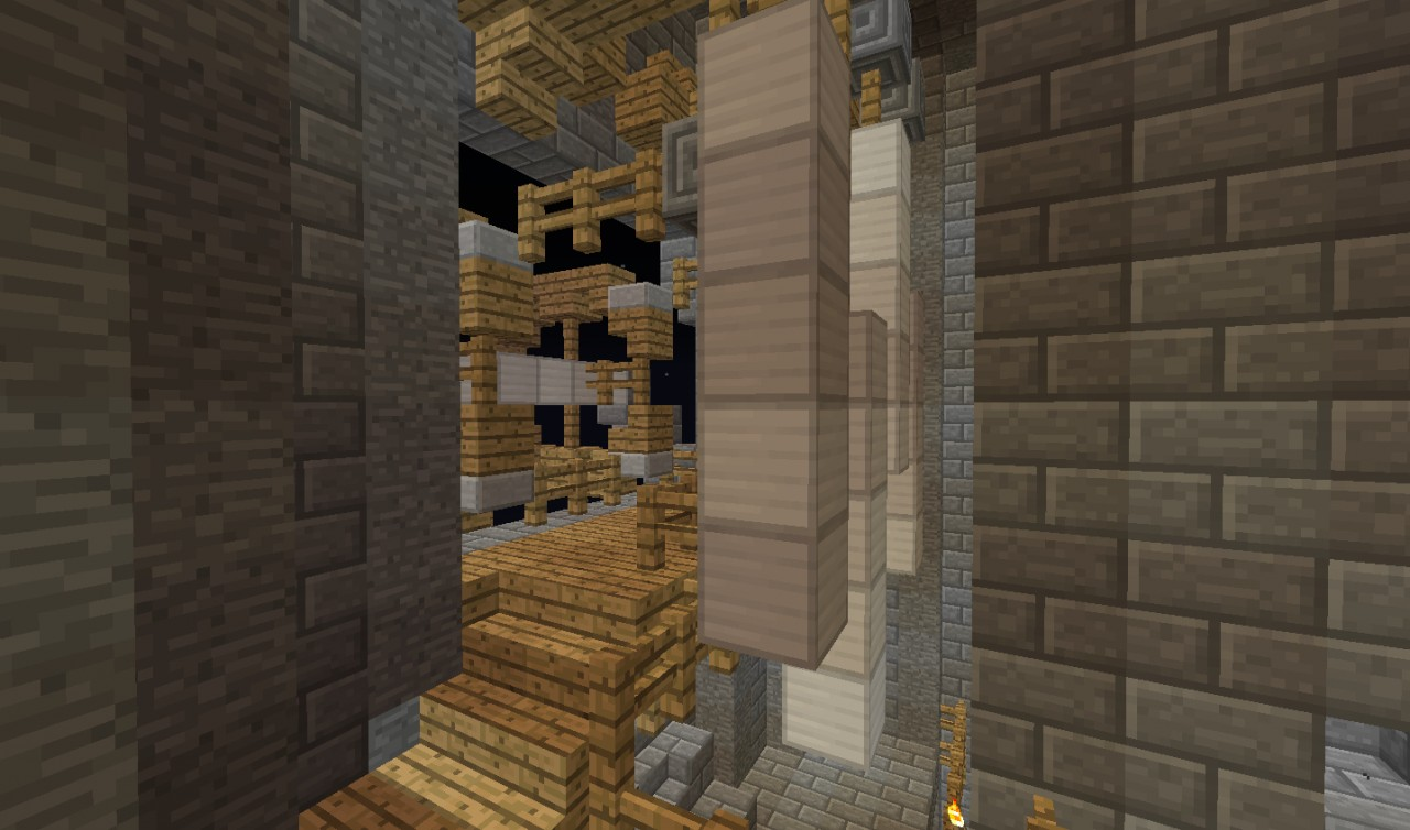 how to build a jail in minecraft