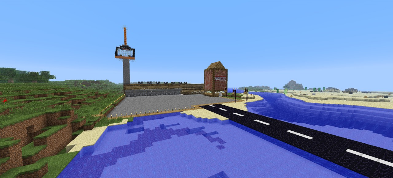 Flans Mod Map Minecraft Project - Minecraft maps fur flans mod