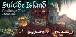 Suicide Island - Satan's Nest *FIXED [Challenge Map Download] Minecraft