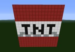 TNT Block! Minecraft Map & Project