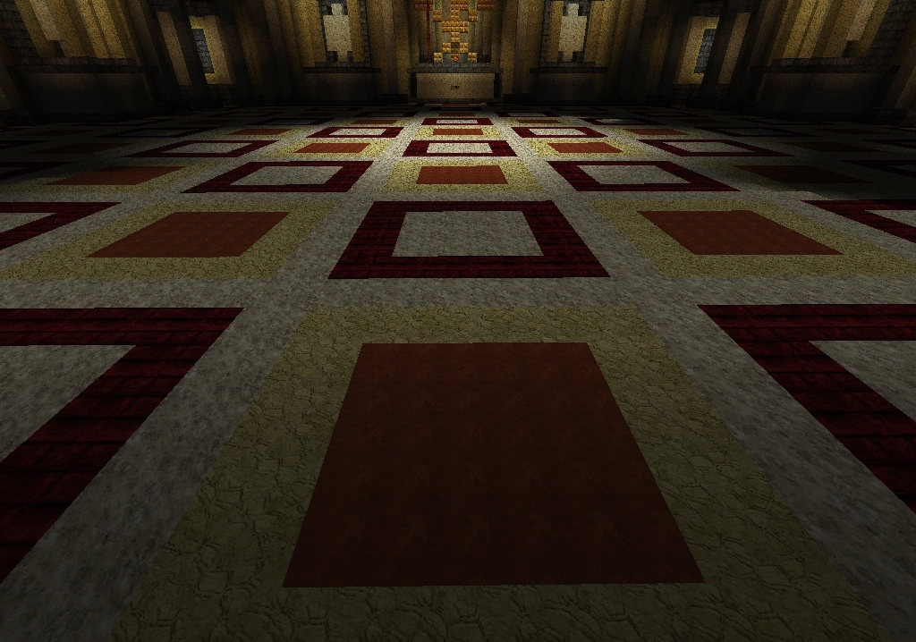 Pantheon Floor Pattern : The pantheon year a d minecraft project