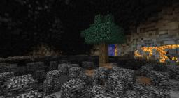 Crater Survival Minecraft Map & Project