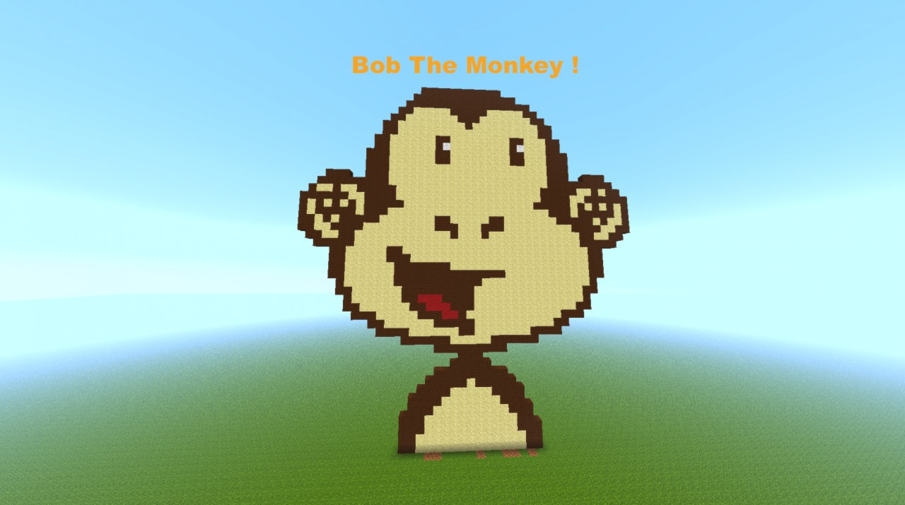 Bob The Monkey Minecraft Project