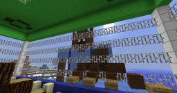 A Hamster Cage... Where YOU are the hamster (Steve!!!) Minecraft Map & Project