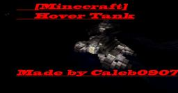 [Minecraft] HoverTank Minecraft