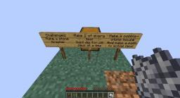meguydemo's Skyblock 1.1 Minecraft Map & Project