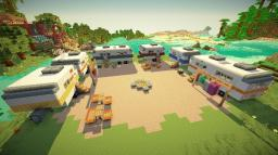 Gypsy camp Minecraft Map & Project