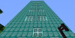 The Diamond-Block Hotel Minecraft Map & Project