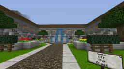 The Kingdom Gardens Minecraft Project