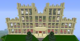 Wayne Manor Minecraft Map & Project