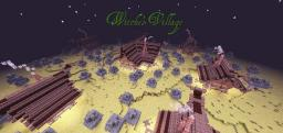 Witche's Village Minecraft Map & Project