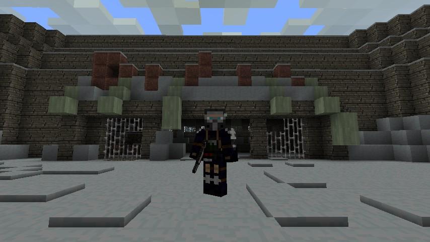 Minecraft metro 2033 server как стрелять из оружия - 8fa5d