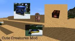 Cute Creatures mod! 1.3.1 V2.3! Minecraft Mod