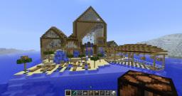 Island Resort Build Of The Month Minecraft Project