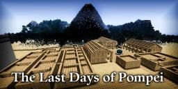 The Last Days of Pompeii Minecraft Map & Project