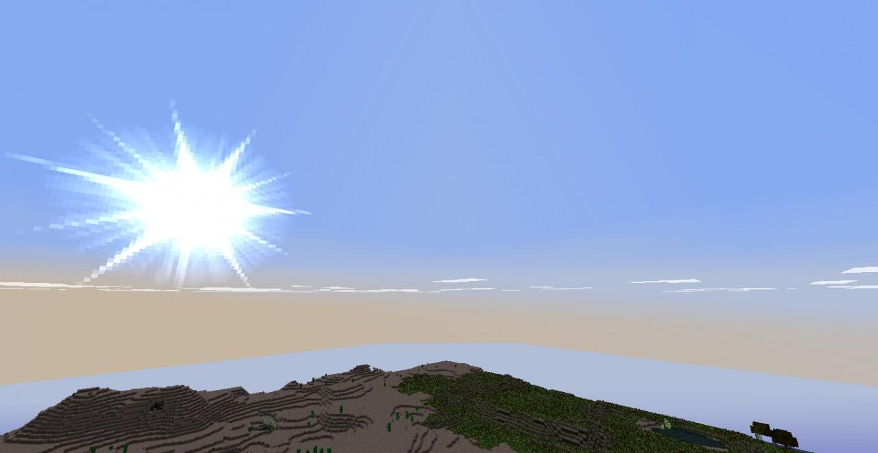 New sun!