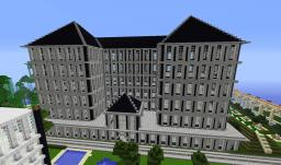 Condominium building Minecraft Project