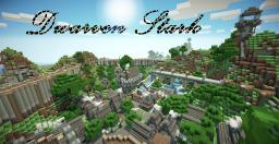 Dwarven Stark - A dwarven town Minecraft Project