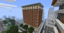 """The """"L"""" Building Minecraft"""