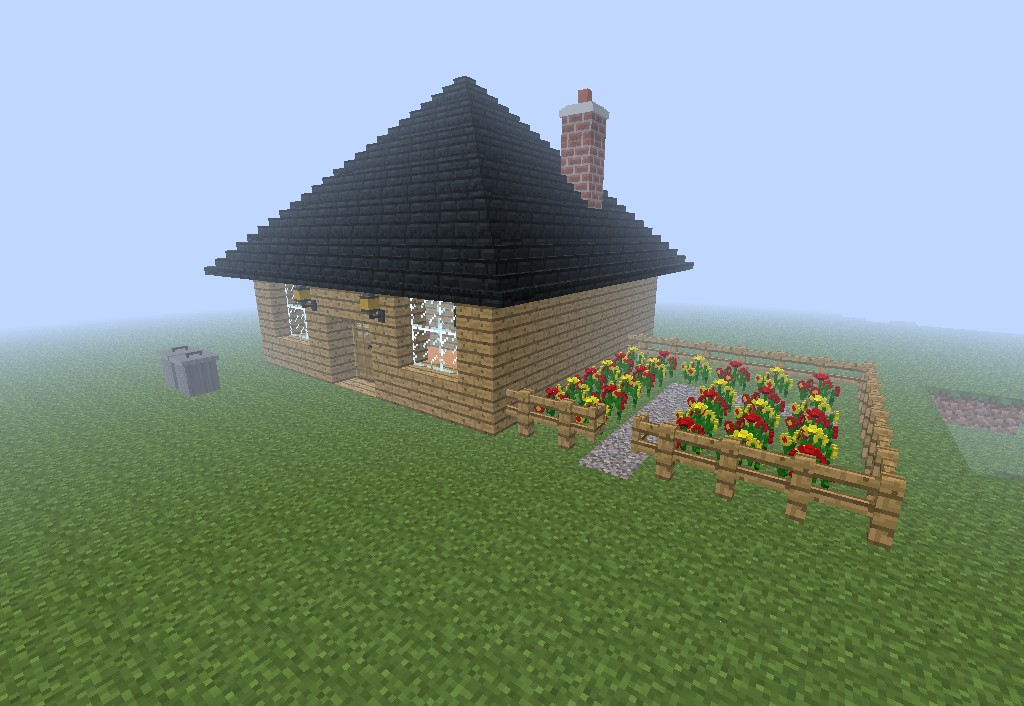 Jammy Furniture House Not Bad Minecraft Project
