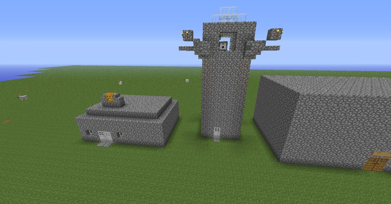 how to make minecraft city