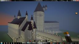 Hogwarts EPIC !!! Minecraft Map & Project