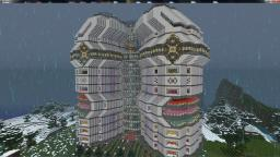 Cero Grande Resort Minecraft Project