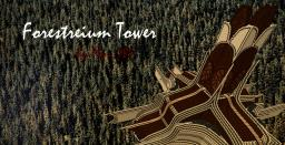 Forestreium Tower [Forest Biome Tower] Minecraft Map & Project