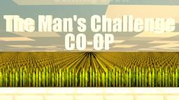 The Man's Challenge 2 CO-OP Minecraft Map & Project