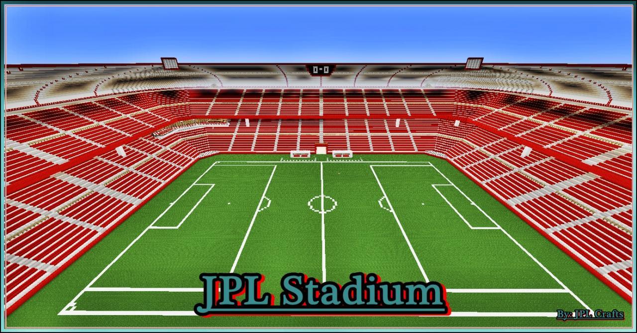 Download Wallpaper Minecraft Soccer - JPL-Stadium-Frontpicture-for-Planet-minecraft_2721192  Gallery_219419.jpg
