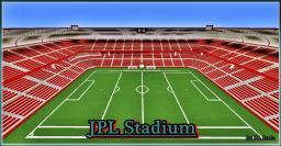 JPL Stadium - Soccer Arena Megabuild Minecraft