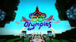 London 2012 Olympic Village Minecraft Map & Project