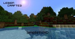 Legion Crafted - SimplisticHD x32 [1.4.5] Minecraft