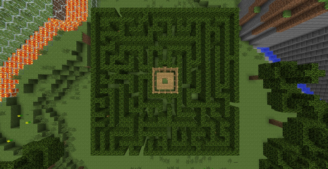 Or Get lost in our Maze!