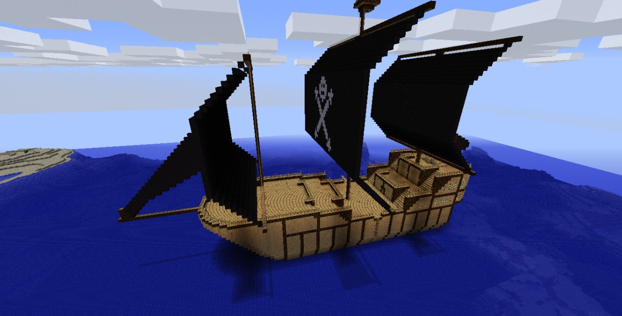 Schematic Pirate Ship - WIRE Center •