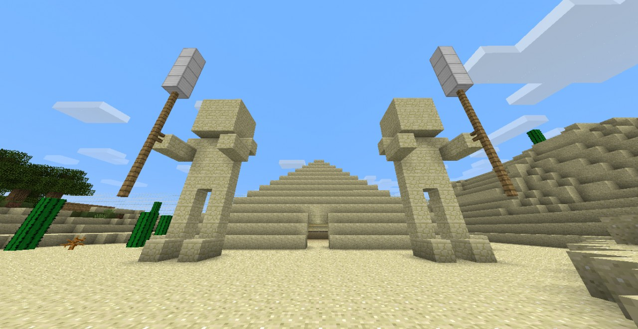 Explore the Ancient Pyramid!