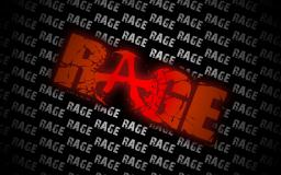 It's a rage blog against.....rage blogs? Minecraft Blog