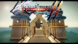 Ragnarok Online II - The Gate of the World - Prontera City Minecraft